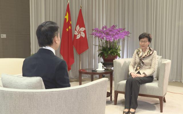 Bà Carrie Lam: Sự ra tay kịp thời của trung ương giúp Hồng Kông thoát khỏi thế bế tắc