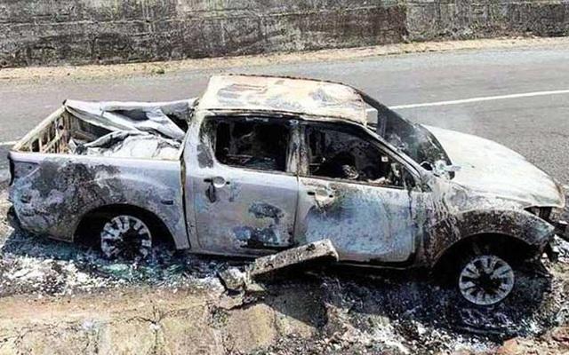 Vụ Bí thư đốt xe, mượn xác: Đổ nợ vì 'lên sàn' cà phê, buôn đất?