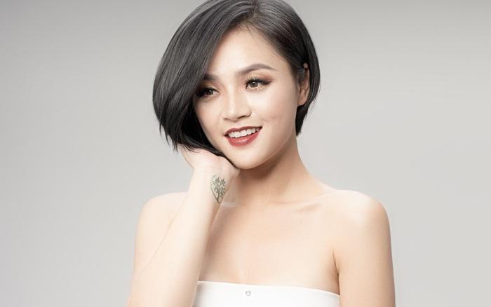 """""""Chị Thu Quỳnh để tóc dài hay ngắn đều rất đáng yêu"""""""