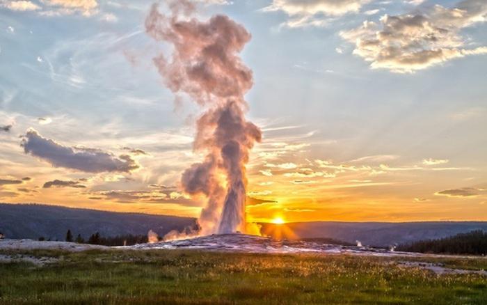 Mạch nước phun khổng lồ 800 tuổi sẽ dừng hoạt động?