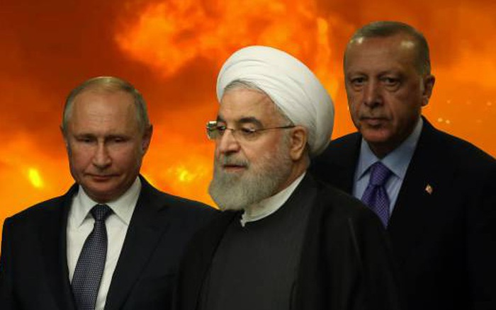 Ác mộng kinh hoàng với Iran trong xung đột Armenia-Azerbaijan: Cú xoay chiều gây choáng