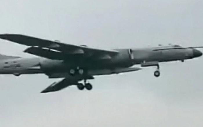 Lộ diện tên lửa lạ trang bị trên oanh tạc cơ chiến lược của Trung Quốc