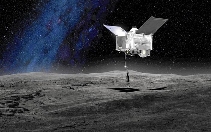 Ngày 21/10, tàu vũ trụ của NASA sẽ thực hiện cú hạ cánh lịch sử lên thiên thạch có khả năng 'gây họa' cho Trái đất