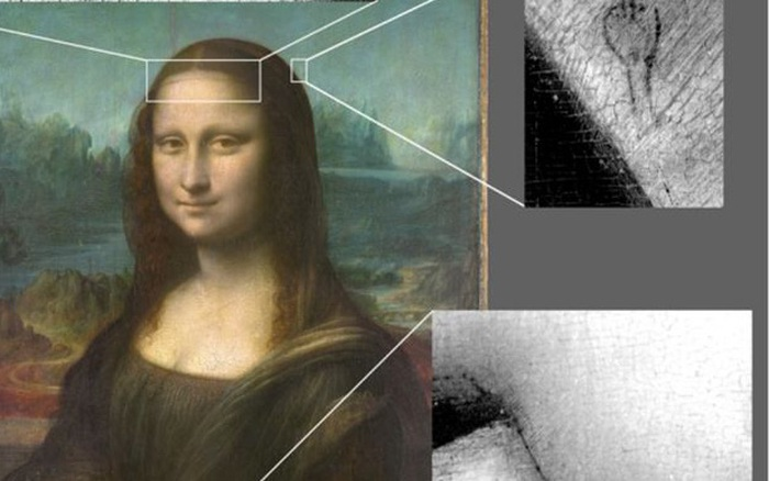 Phát hiện kinh ngạc trong bức họa 'Mona Lisa' của Da Vinci: 16 năm không ai tìm ra!
