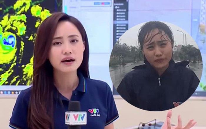 BTV thời tiết VTV lên sóng 30 lần trong 2 ngày là ai? - tin thời tiết