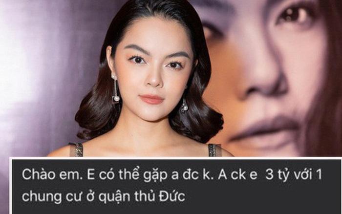 Bị gửi email gạ gẫm và tặng 3 tỷ đồng, Phạm Quỳnh Anh đăng hẳn nội dung thư kèm lời đáp trả cực gắt