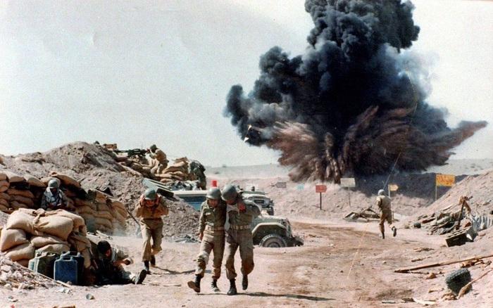 Xung đột Iran - Iraq: Cuộc chiến dài và đẫm máu - Điểm mặt những vũ khí đình đám