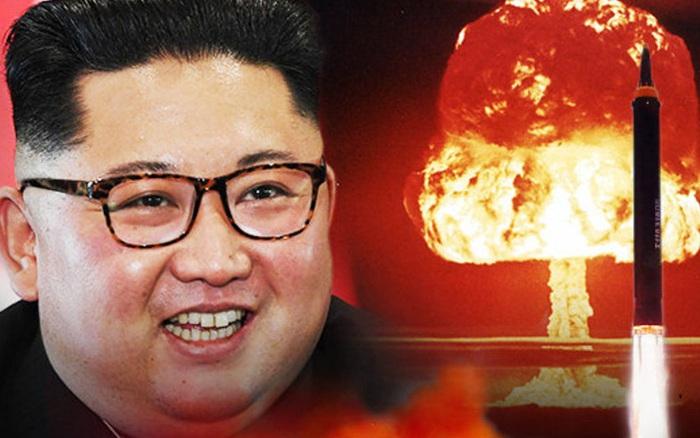 Ông Kim Jong-un tính thử tên lửa hạt nhân