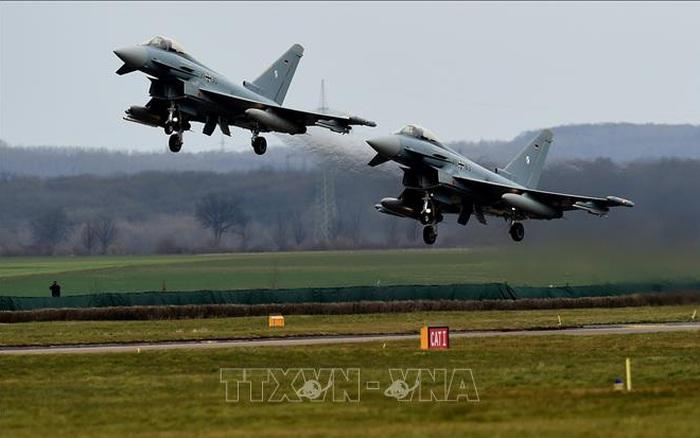 Đức mua 38 máy bay tiêm kích Eurofighter mới