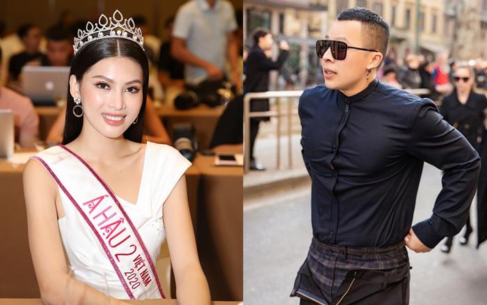 Á hậu 2 Hoa hậu Việt Nam nói gì khi bị đồn là