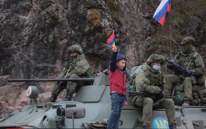 NÓNG: BQP Nga công bố bản đồ bố phòng mới ở Karabakh - Tín hiệu xấu cho QĐ Thổ Nhĩ Kỳ?