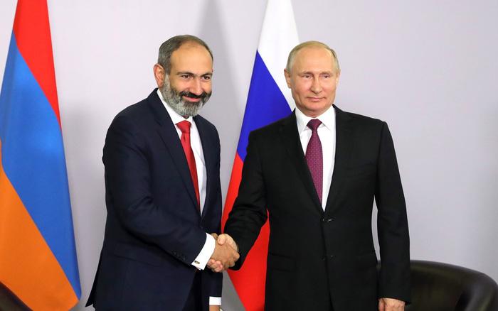 Tổng thống Putin đã trở thành