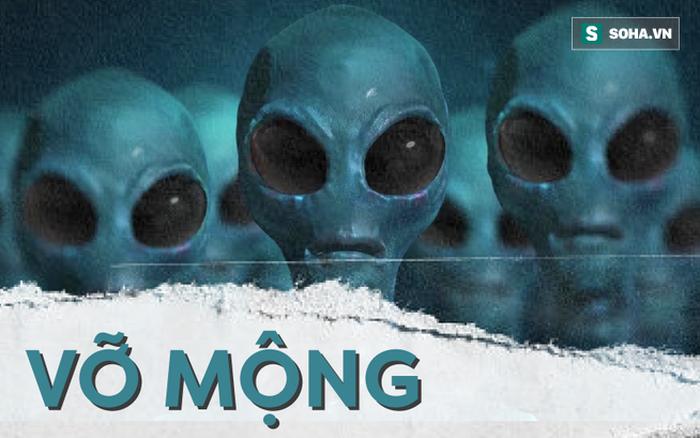Loài người vỡ mộng: Cái gọi là tín hiệu ngoài hành tinh thực chất đến từ một nơi không ngờ!