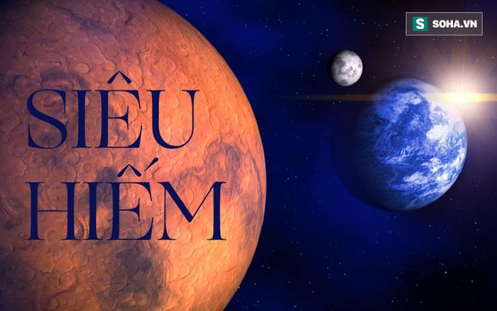 SIÊU HIẾM: Hiện tượng thiên văn ngoạn mục, 800 năm mới có 1 lần sắp xảy ra - Đừng để lỡ!