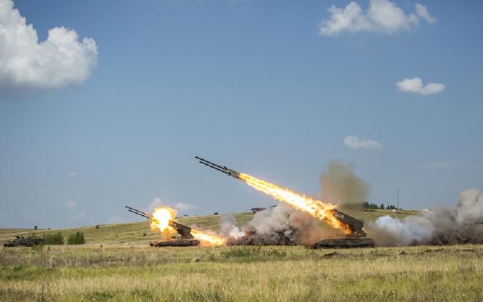 Quân đội Nga hiện đại hóa các hệ thống phun lửa hạng nặng