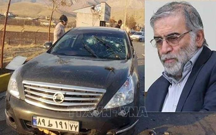 Iran tăng cường bảo vệ các nhà khoa học sau vụ chuyên gia hạt nhân hàng đầu bị ám sát