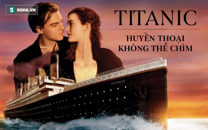 Chi tiết đắt giá trong thảm kịch tàu Titanic: