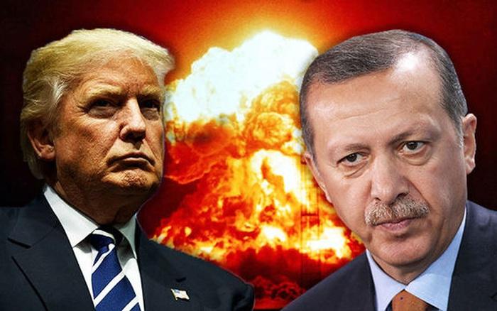 Mỹ ra đòn không nương tay, Thổ Nhĩ Kỳ tiếp tục nếm quả đắng - Cảng chiến lược bị tấn công tới tấp, Saudi...