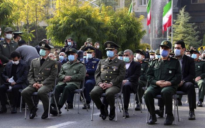 Quốc hội Iran vừa định tung