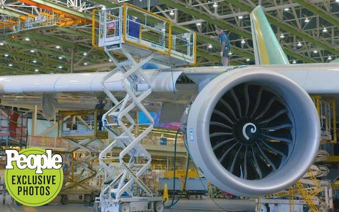 Cải tiến Không lực một: Bên trong quy trình sản xuất máy bay tổng thống thế hệ mới có gì đặc biệt?