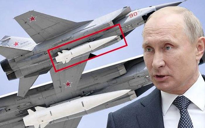 Báo Mỹ: Lực lượng tấn công siêu vượt âm của Nga chỉ để