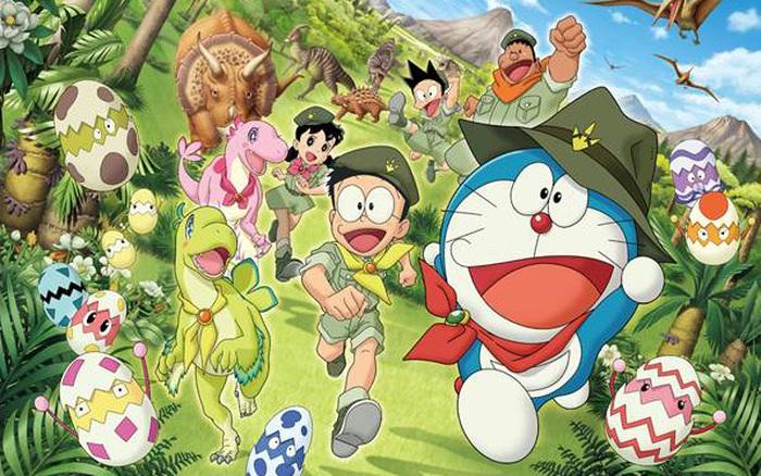'Doraemon' và những lần gây chấn động phòng vé
