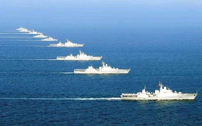 """""""Lữ đoàn thép"""" 162: Làm chủ tàu hiện đại, bảo vệ chủ quyền biển đảo"""