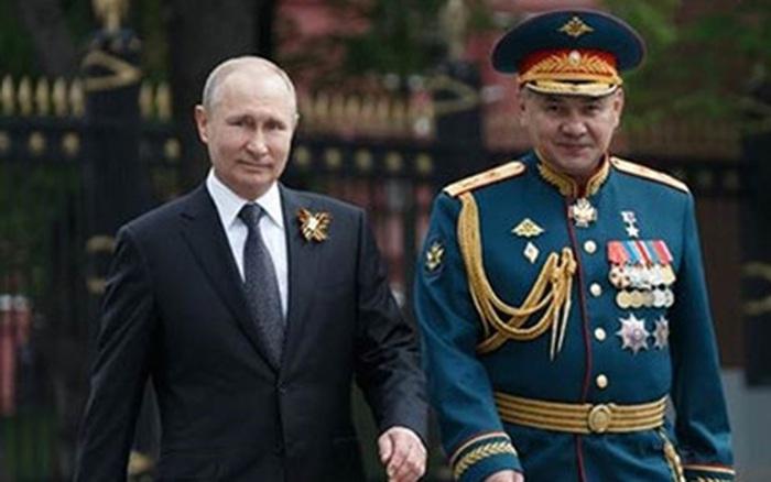 Sự thay đổi toàn diện của quân đội Nga