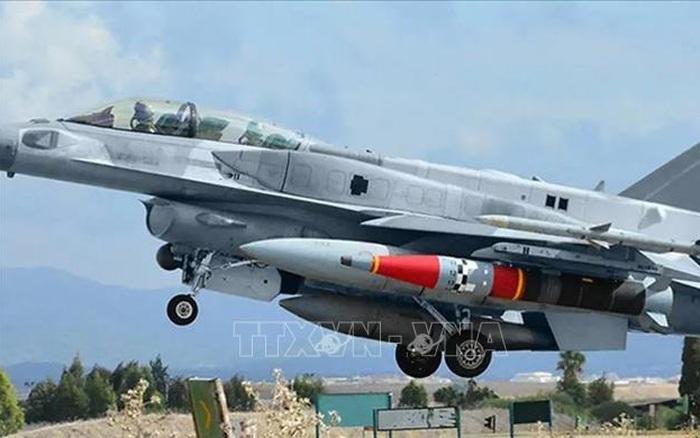 Israel ra mắt loạt thiết bị chiến tranh hiện đại