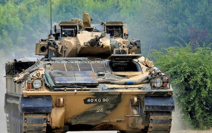 Điều gì xảy ra nếu quân đội Anh không còn xe tăng?