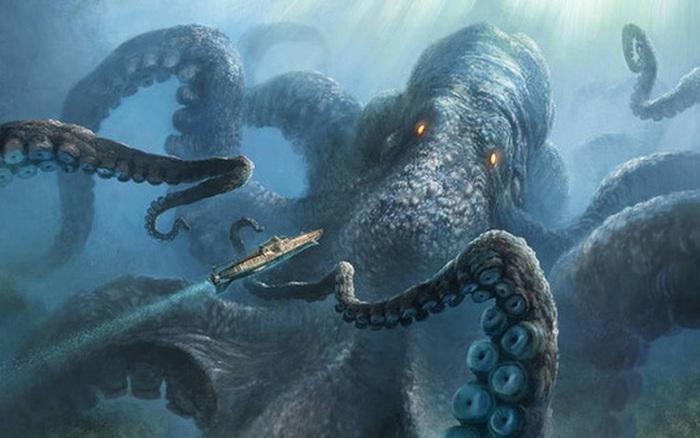 Những loài sinh vật kinh dị và đáng sợ, vượt qua trí tưởng tượng của con người (P.2)