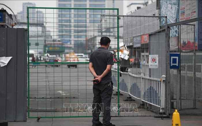 Bắc Kinh phong tỏa thêm 10 khu vực do phát hiện ổ dịch mới