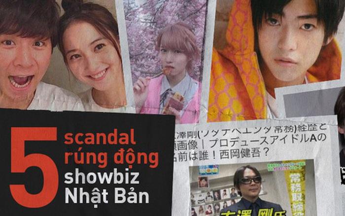 5 scandal khiến cả Jbiz chao đảo: Ngoại tình với gần 200 người, cưỡng hiếp cụ bà 70, sốc nhất lời khai của...