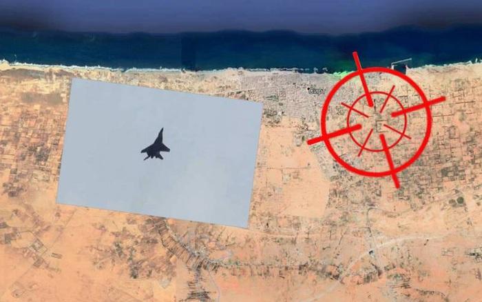 Bí ẩn ly kỳ về xuất xứ của những tiêm kích MiG-29 tại Libya