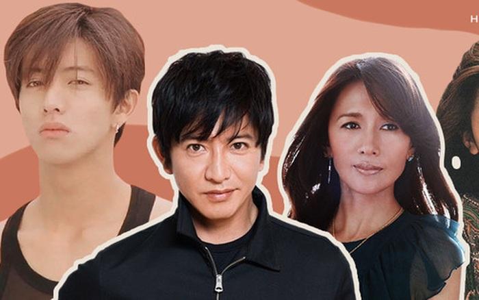 """Cuộc hôn nhân bị cả Châu Á phản đối của """"đệ nhất mỹ nam Nhật Bản"""" và nàng """"Ran Mori"""": Kết hôn 20 năm vẫn..."""