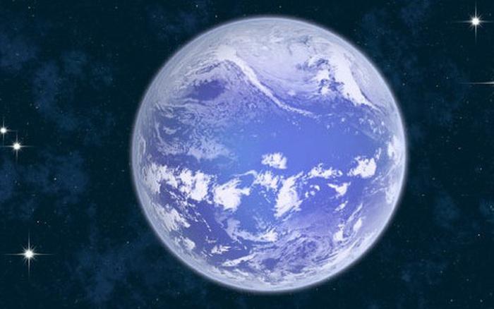 Choáng váng hành tinh thủy cung sống được, chung nhà với trái đất