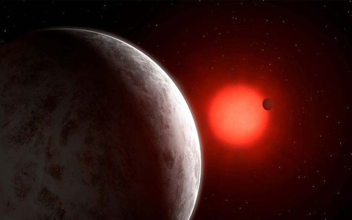 Phát hiện hai hành tinh hứa hẹn có sự sống cách 11 năm ánh sáng