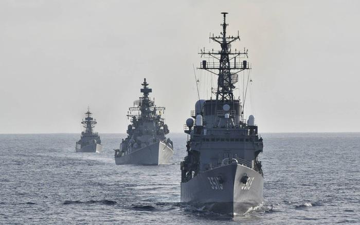 Ấn Độ và Nhật Bản tập trận chung: Thông điệp ngầm gửi đến Trung Quốc?