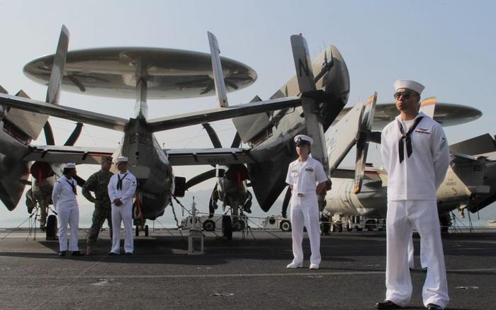 Trung Quốc nói có thể đánh chìm tàu sân bay Mỹ ở biển Đông: Thật vậy không?