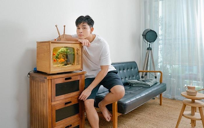 Hé lộ không gian sống của Jun Phạm giữa Sài Gòn