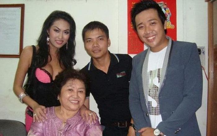 Phi Thanh Vân tung ảnh hiếm cách đây 10 năm, bất ngờ nhất là Trấn Thành và Hoài Linh