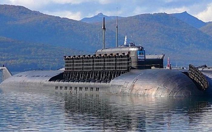 Tàu ngầm hạt nhân Nga gây lo ngại khi tiến vào biển Baltic