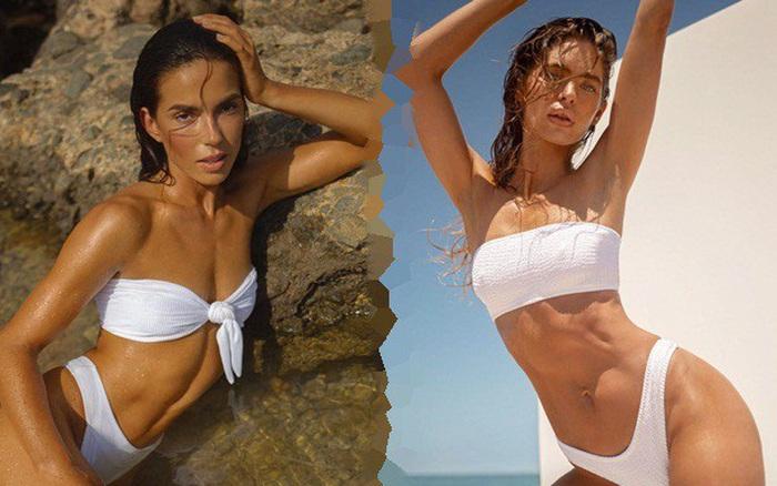 Dàn mỹ nhân áo tắm diện bikini 'nảy lửa' đón nắng hè