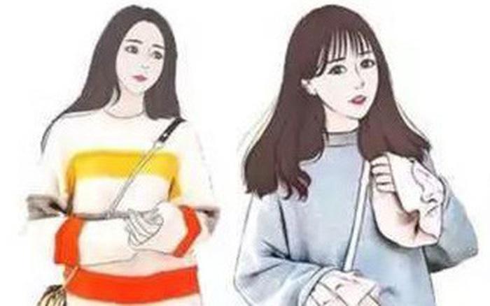 Nhìn kỹ xem cô gái nào yểu điệu thục nữ đúng nghĩa, câu trả lời sẽ tiết lộ bạn có khả năng giả lả không...