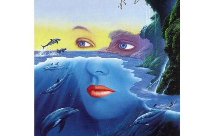 Ấn tượng thị giác: Nếu nhìn thấy khuôn mặt cô gái, điều đó tiết lộ gì về bạn?