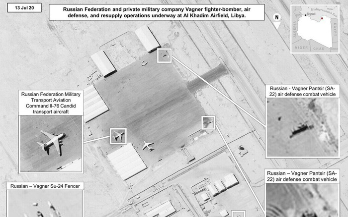 Nga tính kế gì khi đưa ngày càng nhiều vũ khí hiện đại đến Libya?