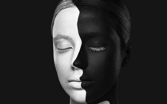Ấn tượng thị giác: Nửa trắng hay nửa đen đập vào mắt bạn trước? Nó tiết lộ ưu - nhược điểm gì ở bạn?