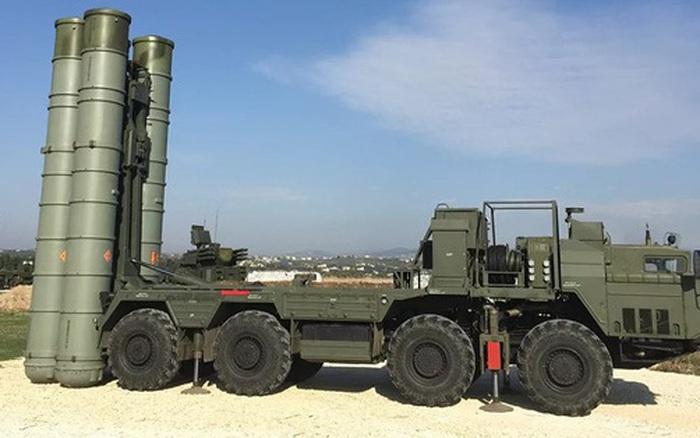 Nga khoe S-500 vô đối, vô hiệu hóa mọi tên lửa, máy bay