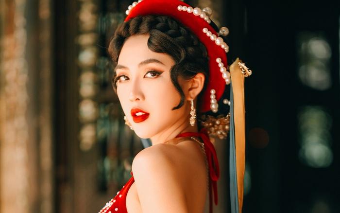Tường Linh khoe vẻ quyến rũ khi đóng vai tình cũ của K-ICM