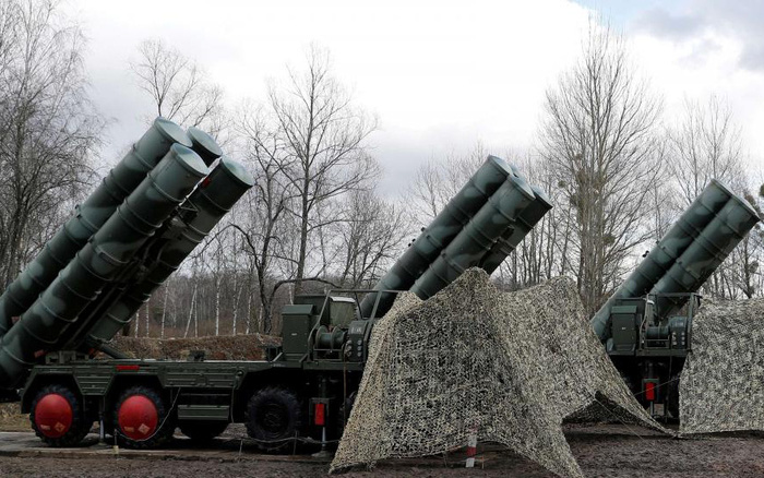 """Cố tình để S-400 Nga """"thử lửa"""" tiêm kích F-16, Thổ Nhĩ Kỳ khiến Mỹ lộ """"tử huyệt"""" của siêu vũ khí?"""